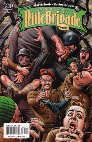 Adventures in the Rifle Brigade v.1 3