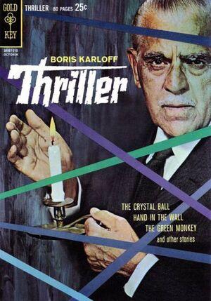 Boris Karloff Thriller Vol 1 1