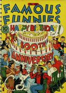 Famous Funnies Vol 1 100