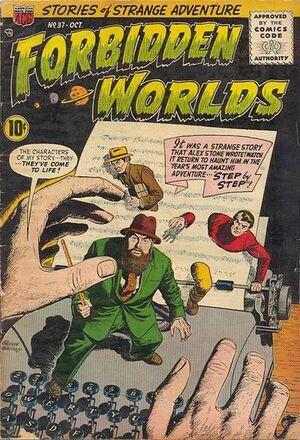 Forbidden Worlds Vol 1 37