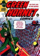 Green Hornet Comics Vol 1 12