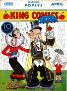 King Comics Vol 1 25