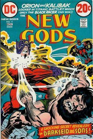 New Gods Vol 1 11
