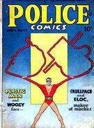 Police Comics Vol 1 77