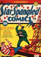 Star-Spangled Comics Vol 1 5