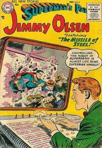 Superman's Pal, Jimmy Olsen Vol 1 9