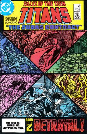 Tales of the Teen Titans Vol 1 43