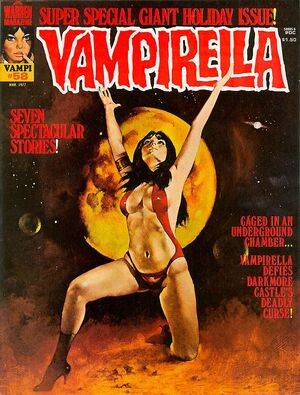 Vampirella Vol 1 58