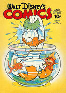 Walt Disney's Comics and Stories Vol 1 23