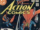Action Comics Vol 1 548
