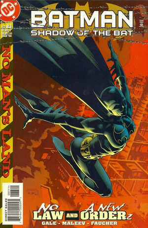 Batman Shadow of the Bat Vol 1 83