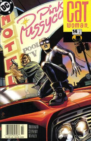 Catwoman Vol 3 14