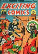 Exciting Comics Vol 1 42