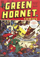 Green Hornet Comics Vol 1 20