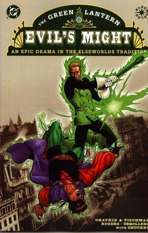 Green Lantern Evil's Might Vol 1 3