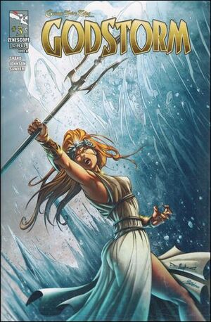 Grimm Fairy Tales Presents Godstorm Vol 1 3