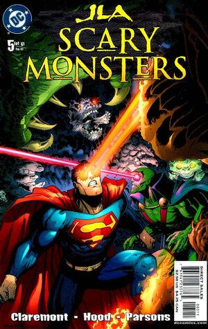 JLA Scary Monsters Vol 1 5