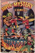 Super-Mystery Comics Vol 5 2