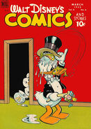 Walt Disney's Comics and Stories Vol 1 90