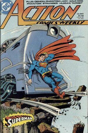 Action Comics Vol 1 641