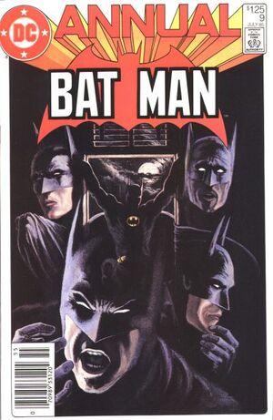 Batman Annual Vol 1 9