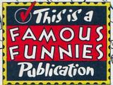 Famous Funnies Vol 1