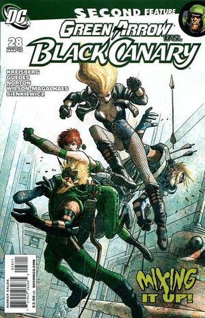 Green Arrow and Black Canary Vol 1 28