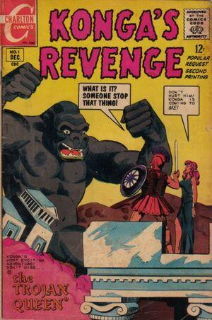 Konga's Revenge Vol 2 1