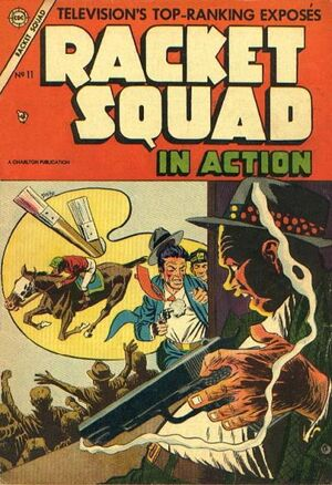 Racket Squad in Action Vol 1 11