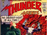 T.H.U.N.D.E.R. Agents Vol 1 2