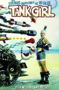 Tank Girl Movie Adaptation Vol 1 1