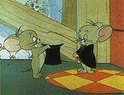 Tom and Jerry Chuck Jones