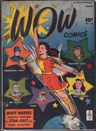 Wow Comics Vol 1 52