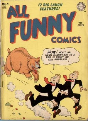 All Funny Comics Vol 1 4