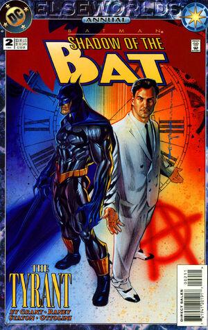 Batman Shadow of the Bat Annual Vol 1 2