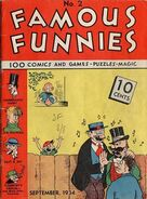 Famous Funnies Vol 1 2