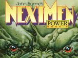 John Byrne's Next Men: Power