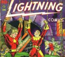 Lightning Comics Vol III 1