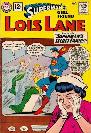 Superman's Girlfriend, Lois Lane Vol 1 30