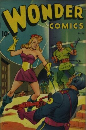 Wonder Comics Vol 1 16
