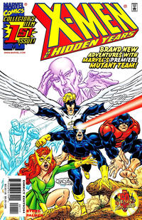 X-Men The Hidden Years Vol 1 1