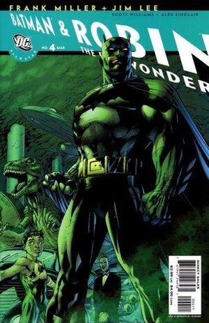 All Star Batman and Robin, the Boy Wonder Vol 1 4