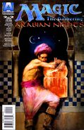 Arabian Nights on the World of Magic The Gathering Vol 1 2
