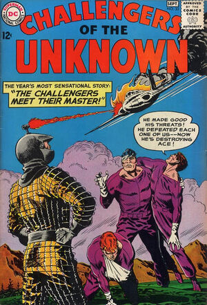 Challengers of the Unknown Vol 1 33