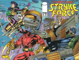 Codename Stryke Force Vol 1 1