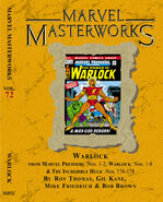 Marvel Masterworks Vol 1 72