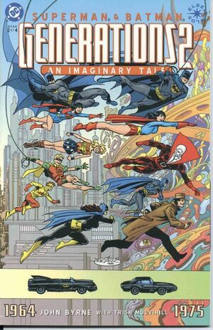 Superman & Batman Generations II Vol 1 2
