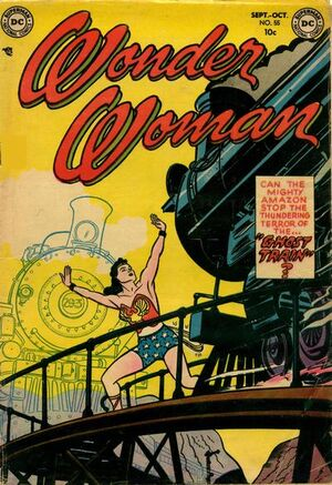 Wonder Woman Vol 1 55