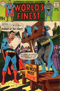 World's Finest Comics Vol 1 186