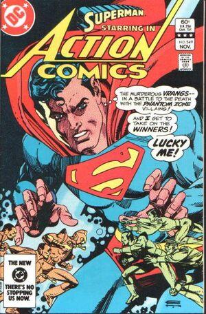 Action Comics Vol 1 549